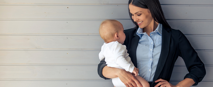 How to Reduce Anxiety when Going Back to Work after Maternity Leave
