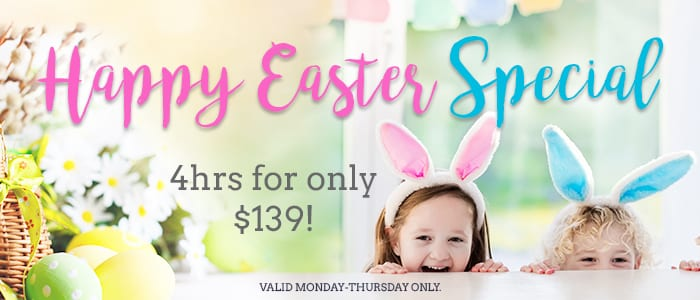 Nannies of america Mobile - Easter Promo