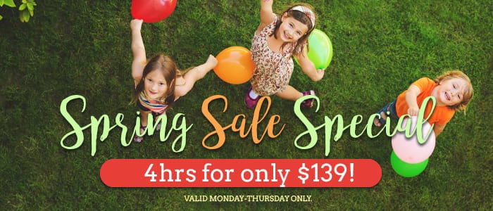 Nannies of america Mobile - spring Promo